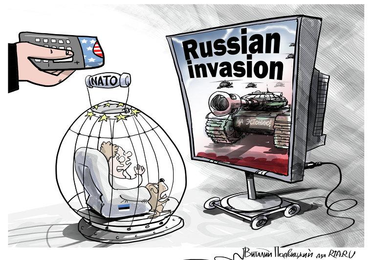 Russian-Invasion